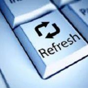 refresh - رفرش