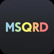 برنامه ماسک صورت - msqrd