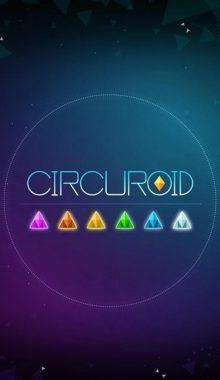 بازی شلیک دایره ای Circuroid