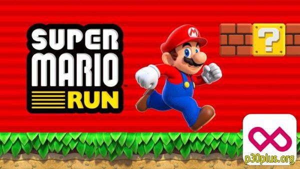 بازی قارچ خور سوپر ماریو نسخه جدیدsuper mario Run برای اندروید