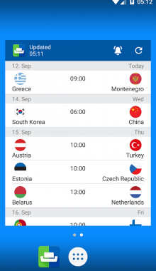 SofaScore Live Score -نمایش زنده نتایج فوتبال