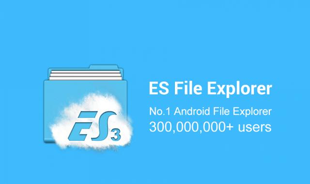 ES File Explorer File Manager - دانلود ES File Explorer - فایل منیجر - دانلود فایل منیجر