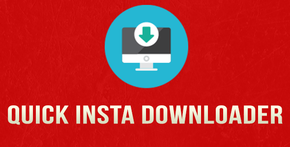 دانلود Insta Downloader 2.6 برنامه دانلود از اینستاگرام اندروید