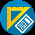 Geometry Calculator -محاسبه مساحت