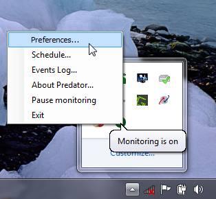 قفل کردن کامپیوتر با فلش