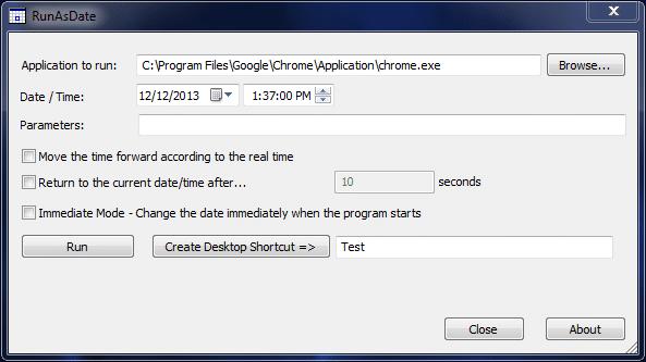 هک Time Trial هر برنامه ای توسط Runasdate و استفاده نامحدود از آن در ویندوز
