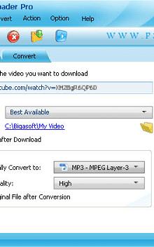 Video Downloader دانلود نرم افزار دانلود از یوتیوب برای کامپیوتر