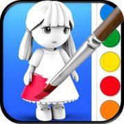 برنامه رنگ آمیزی سه بعدی - ColorMinis