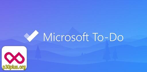 اپلیکیشن برنامه ریزی روزانه Microsoft To-Do