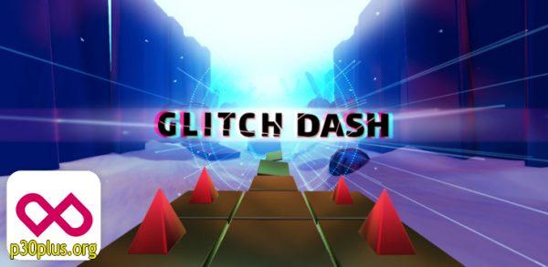 بازی خط افقی - Glitch Dash