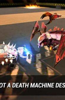 بازی مبارزه ی ربات ها - Robot Fighting 2 Minibots 3D
