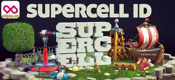Supercell ID - آموزش سوپر سل آیدی