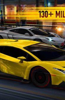 بازی ماشین سواری CSR Racing دانلود نسخه مود شده CSR Racing