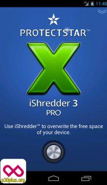 iShredder 6 Military | حذف بدون بازگشت فایل های گوشی | دانلود اپلیکیشن حذف بدون بازگشت فایل های گوشی
