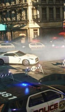 دانلود نید فور اسپید کامپیوتر - دانلود بازی نید فور اسپید برای ویندوز - Need for Speed Most Wanted