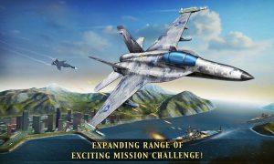 دانلود Air Combat OL : Team Match v5.4.0 - بازی