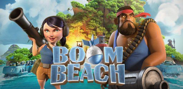 Boom Beach - بازی ساحل بوم