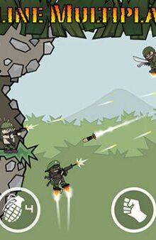 Doodle Army 2 : Mini Militia - بازی ارتش احمق ها 2