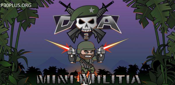 Doodle Army 2 : Mini Militia - ارتش احمق ها 2