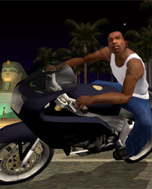 GTA: San Andreas بازی جی تی ای 5
