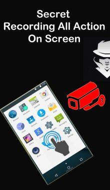Hidden Screen Recorder PRO