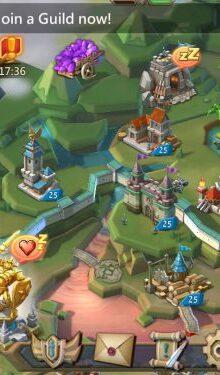 Lords mobile - بازی پادشاهان موبایل
