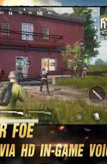 بازی پابجی موبایل - pubg mobile - بازی pubg