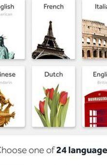 رزتا استون - Rosetta Stone - برنامه رزتا استون -آموزش زبان انگلیسی برای اندروید