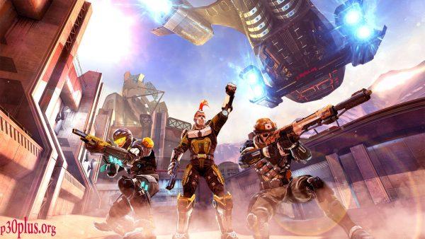 Shadowgun Legends - بازی شادوگان لجندز
