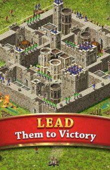 جنگ های صلیبی-Stronghold Kingdoms