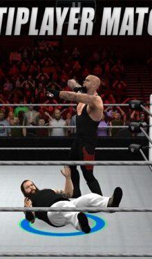 بازی کشتی کج -WWE 2K