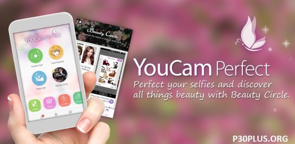 YouCam Perfect - دوربین حرفه ای
