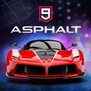 اسفالت 9 - Asphalt 9:Legends 0.5.0d