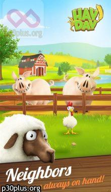 بازی هی دی Hay Day , دانلود بازی مزرعه داری و کشاورزی اندروید