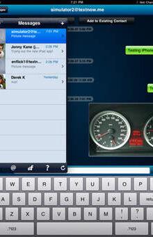 دانلود اپلیکیشن Text Now برنامه ساخت شماره مجازی