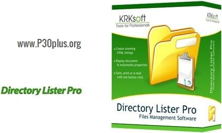 Directory Lister - برنامه Directory Lister