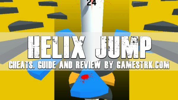 Helix Jump -پرش توپ