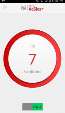 دانلود اپلیکیشن AdClear برای حذف تبلیغات | اپلیکیشن حذف تبلیغات