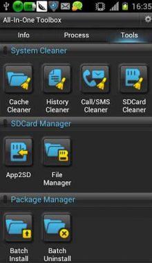 دانلود برنامه All-In-One Toolbox Cleaner Pro v8.1.5.2 دانلود مجموعه 29 ابزار طلایی برای آندروید