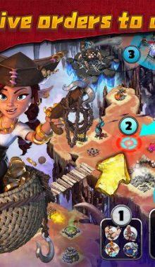 Battle Skylands: Alliances - نبرد در سرزمین های آسمانی