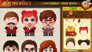 دانلود بازی Beat the Boss 3 v2.0.3 - ضرب و شتم رئیس 3 اندروید + مود