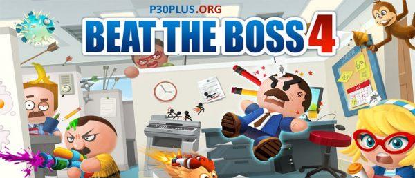 دانلود بازی Beat the Boss 4 1.7.3 - ضرب و شتم رئیس 4 اندروید + مود