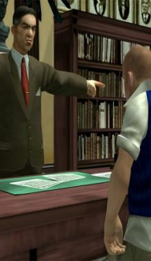 قلدر مدرسه - Bully: Anniversary Edition