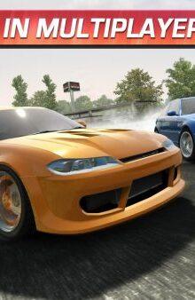 CarX Drift Racing - مسابقات دریفت