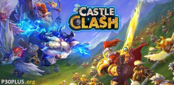 Castle Clash -کستل کلش