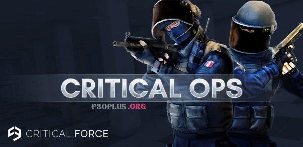 دانلود بازی عملیات وخیم |بازی critical ops