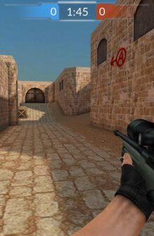 بازی Critical Strike CS: Counter Terrorist Online FPS