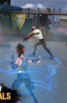 Dead Rivals – Zombie MMO - مهاجمان مرده