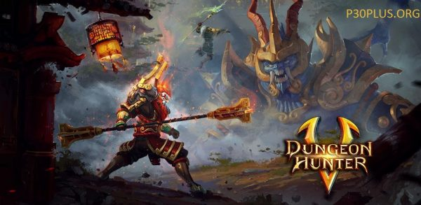 شکارچی سیاه چال 5 - Dungeon Hunter 5