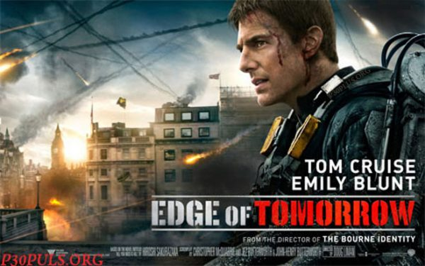 Edge of Tomorrow-تام کروز